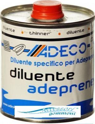 DILUENTE CLEANER ADECO PER ADEPRENE FORTE PULIZIA NEOPRENE 250gr